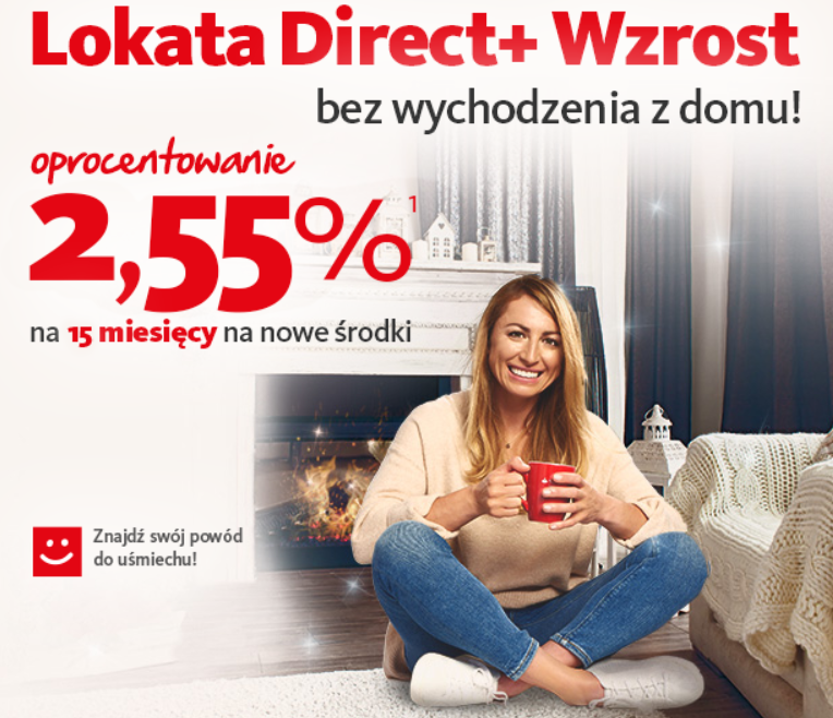 Lokata Direct+wzrost