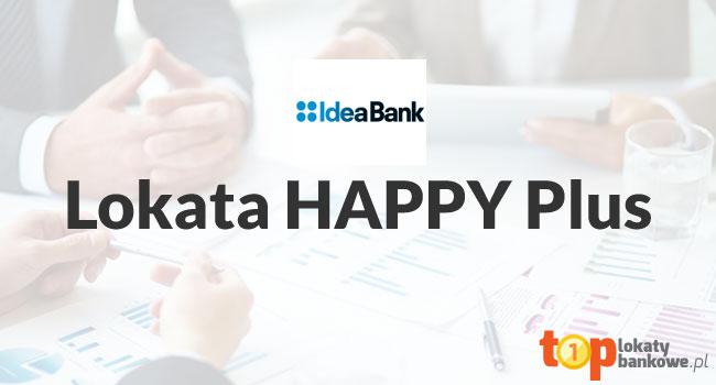 Analiza lokaty Happy Plus w Idea Banku